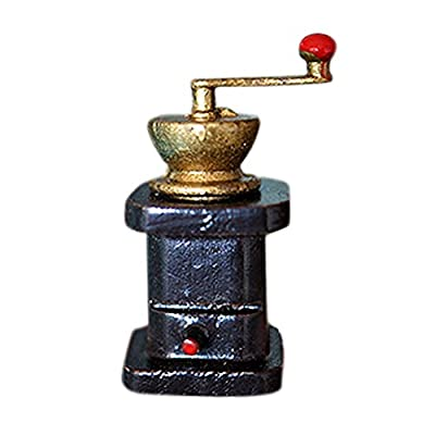 BESTLEE 1:12 Dollhouse Miniature Vintage Coffee Grinder by BESTLEE