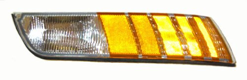 OE Replacement Mercury Grand Marquis Front Passenger Side Marker Light Assembly Unknown Partslink Number FO2551114