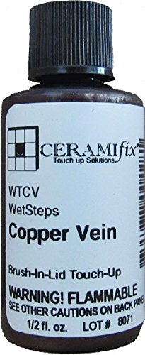 (Ceramifix Copper Vein Touch up Paint)