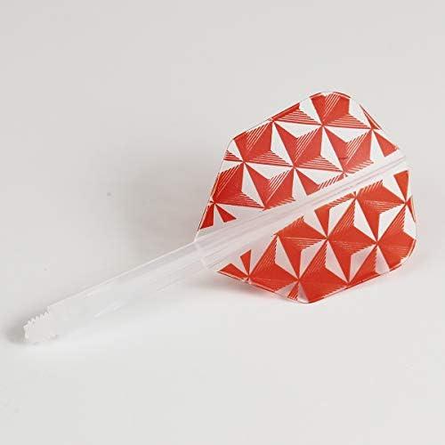 CONDOR コンドル シャフト一体型 フライト ピラミッド スモール Pyramid Small S クリア