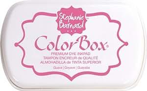 ColorBox Premium Dye Ink by Stephanie Barnard Full Size Inkpad, Guava