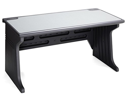 Iceberg 92303 Aspira Desk 48in  - Platinum (Made in USA)