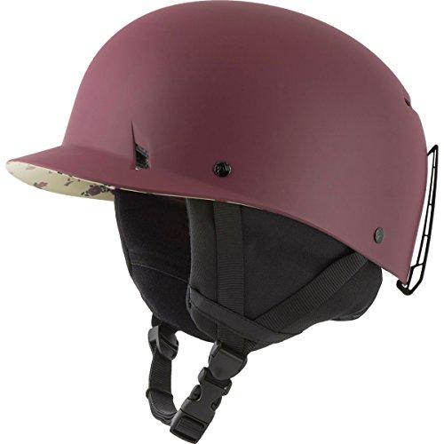 Sandbox Classic 2.0 Snow Helmet Burgundy Floral, L Classic Burgundy Box