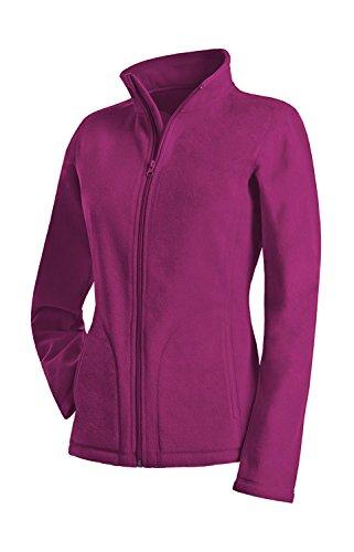 Stedman Apparel Sweat-Shirt - Manches Longues Femme Rose - Pink - Cupcake Pink