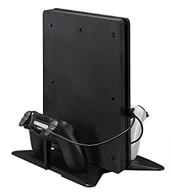 Simplicity Cooling Vertical Stand For PS4 Pro PS4 Slim by JF-Gaming