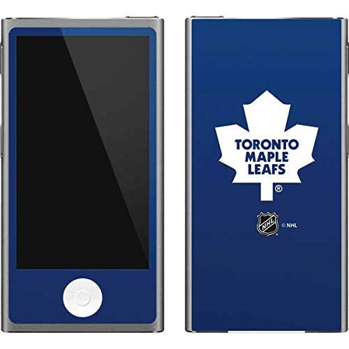 (Skinit NHL Toronto Maple Leafs iPod Nano (7th Gen&2012) Skin - Toronto Maple Leafs Solid Background Design - Ultra Thin, Lightweight Vinyl Decal Protection)