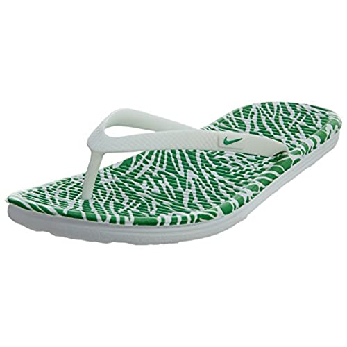 ccc7400fadad delicate Nike Womens Solarsoft Thong 2 Print Synthetic Sandals - www ...