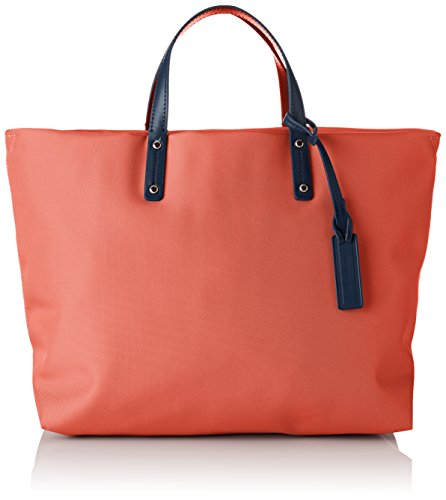 Twu1012 Papaya main Tanneur Sac Swana porté Orange Le Exn7Uwqf0f