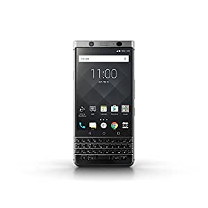 "BlackBerry Keyone GSM Smartphone - 4.5"", Factory Unlocked Phone - Silver"
