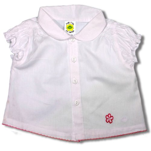 Playtimes - Girls Flower Blouse