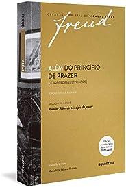 Freud - Além do princípio de prazer [Jenseits des Lustprinzips] – Edição crítica Bilingue