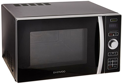 Daewoo KOC-9HAFDB Convection Air Fryer Microwave Oven 0.9 Cu. Ft.