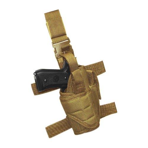 Condor Tornado Tactical Leg Holster (Tan, Fully adjustable), Outdoor Stuffs
