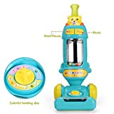 FS Kids Vacuum Cleaner Toy for Toddler with Lights