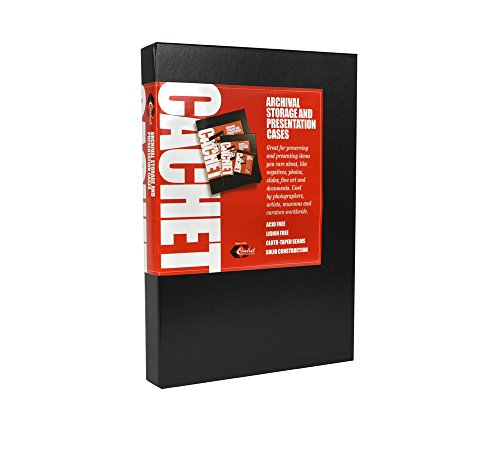 Cachet Archival Storage & Presentation Box, 13x19x1 by Cachet