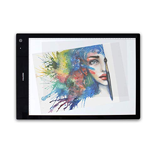 Huion LB3 Wireless Tracing Light Box - Battery Powered by Huion