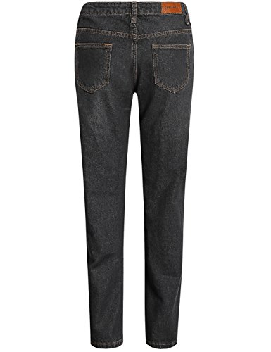 Grey Relaxed Mia Camii Donna Black Jeans RwHExX6