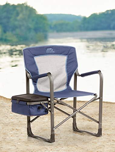 ALPS Coastline Chair with Table Blue