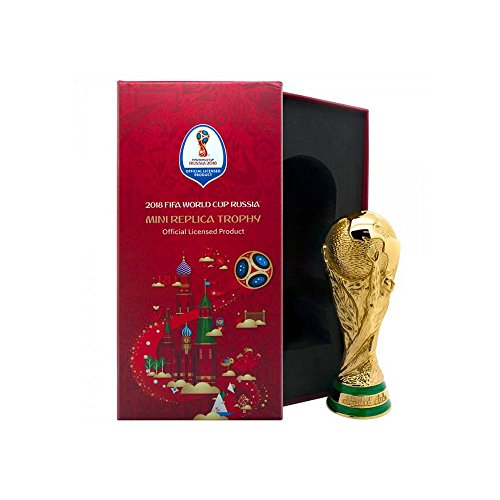 2018 World Cup Replica Trophy (ca. 6 inches) - One Size (Trophy World Cup Replica)