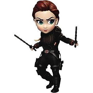 41siv7XMNBL. SS300 Avengers Endgame: Black Widow EAA-082 Egg Attack Action Figure