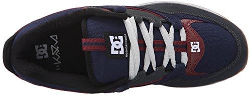 skate de Zapatillas para DC marino Kalis gris Lite hombre azul xxB4w