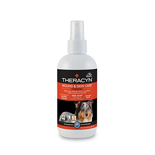 Manna Pro Theracyn Pet Wound and Skin Care Hydrogel by Manna Pro