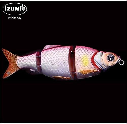 Izumi - Izumi Swimbait Shad Alive 105 FSK - #7 105mm/24.5g/Fast ...