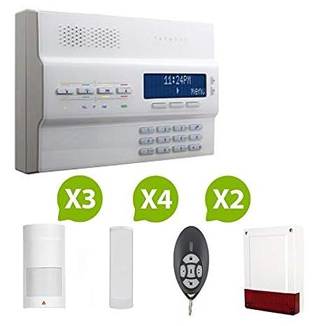 Alarma GSM MG 6250 Paradox Magellan-GSM-Juego de 6: Amazon ...