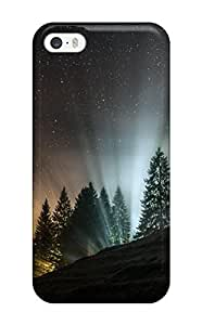 Carroll Boock Joany's Shop Best Tpu Case Cover For Iphone 5/5s Strong Protect Case - Forest Design 6372677K75001954