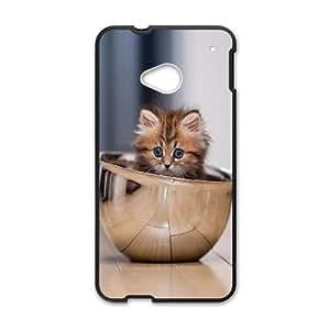 HTC One M7 Cell Phone Case Black animals c77 1 LV7151969
