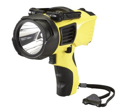 Streamlight® Yellow Waypoint® Non-Rechargeable Pistol Grip