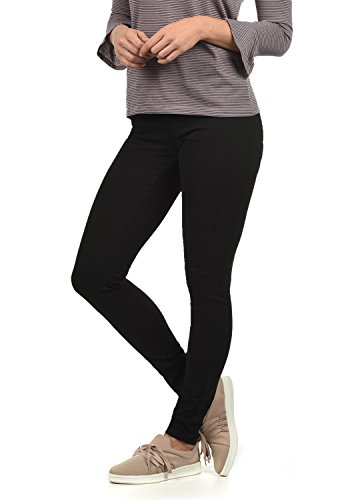 by Coupe Pantalon Lara de Jacqueline Denim Skinny Extensible Yong Femme Jean Black Only qnvOE4O