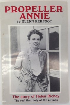 Aero Glider (Propeller Annie: The story of Helen Richey, the real first lady of the)