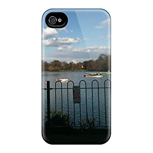 Slim Fit Protector Shock Absorbent Bumper The Lake Cases For Iphone 6