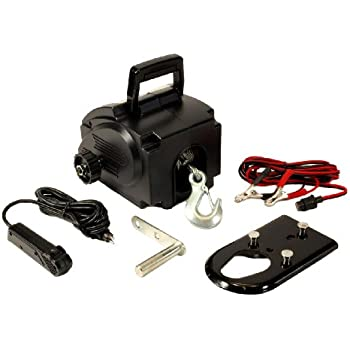 Amazon.com: Master Lock Electric Winch, Portable 12-Volt ...