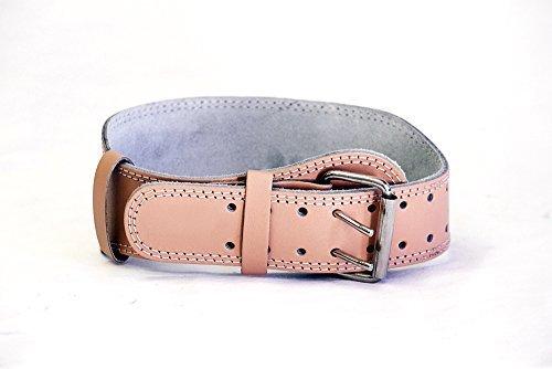 Gewichthebergürtel 10,2 cm breit XXL non-paded 101,6–116,8 cm von Ader Sporting Goods