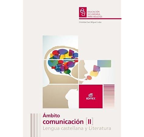 Ámbito de Comunicación II Lengua Castellana y Literatura ...