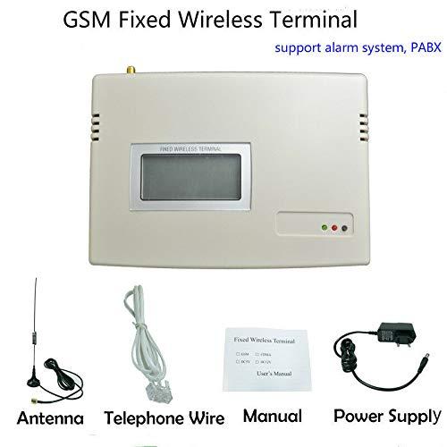 FidgetKute LCD Fixed Wireless Terminal GSM Gateway 850/900/1800/1900MHZ Dual-Band/Quad-Band Quad-Band GSM 850/900/1800/1900MHz