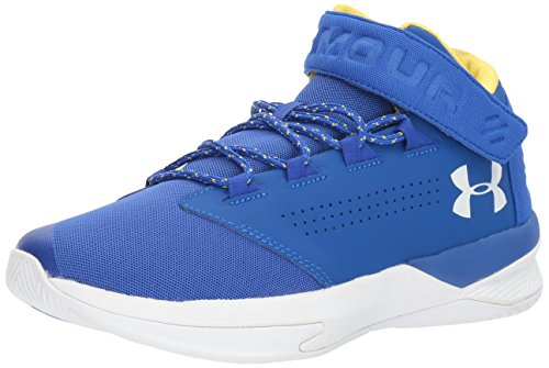 Under Armour Men's Get B Zee Basketball Shoe, Team Royal (400)/White, ()