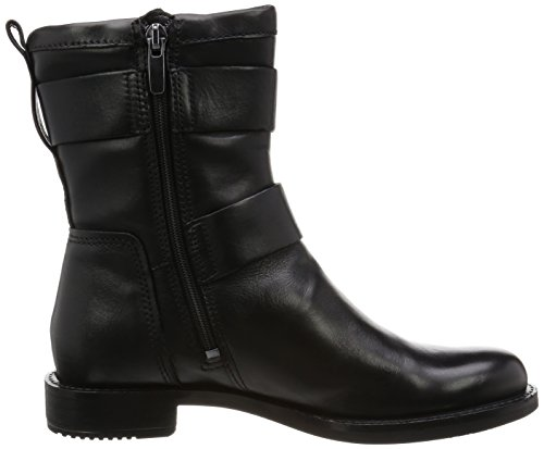 Black Ankle Shape ECCO 25 Women's Black Boots wAFYH