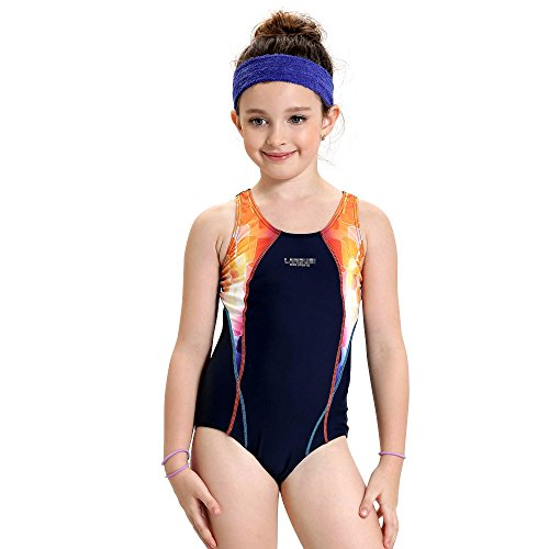 Splice Athletic One Piece Swimsuits Swimwear