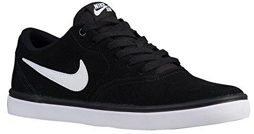 Nike Sneaker NIKE SB CHECK SOLAR Größe 8.5, Farbe: schwarz/weiss