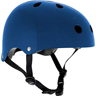 SFR Skate/Scooter/BMX Helmet - Metallic Blue XXS-XS (49cm-52cm) by SFR