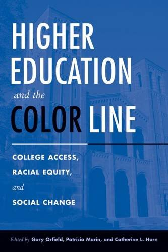 Line Access (Higher Education and the Color Line: College Access, Racial Equity, and Social Change)