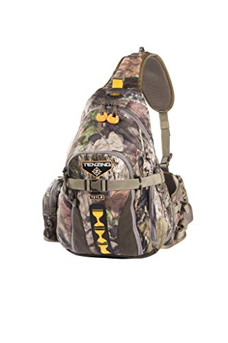 TENZING TX Sling Hunting Pack, Mossy Oak Country