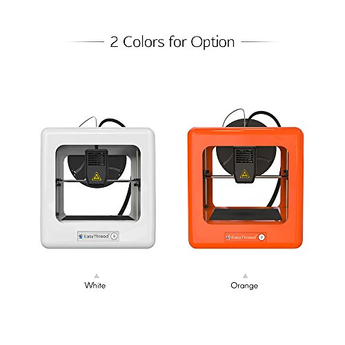 Nano Entry Level Desktop 3D Printer for Kids Students No Assembling Quiet Working Easy Operation High Accuracy
