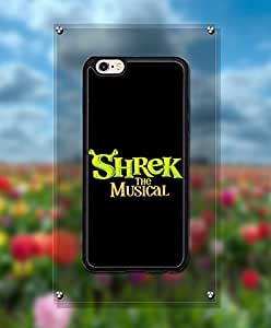 Best Gift For Iphone 6 (4.7 inch) Funda Case Shrek Logo Designer Style Printed HD Pattern Durable & Slim & Drop Resistant Funda Case And Cover Protection Around Phone For Men