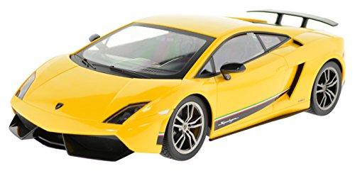 MJX 1:14 Lamborghini Gallardo Superleggera with Head and Tail Lights and Tri-Band Remote