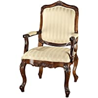 Design Toscano St. Enimie Fauteuil Masters Cotton Arm Chair