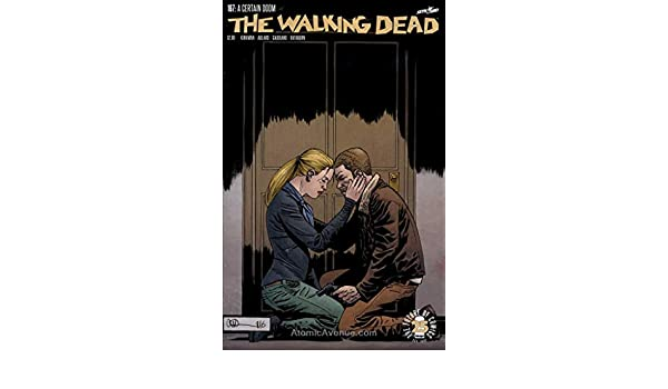 Image The Walking Dead #167 NM//VF